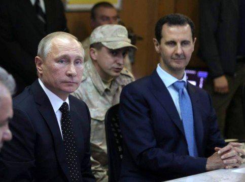 ادعای «العربی الجدید»:محاسبات روسیه اشتباه بود؛ آنها انتظار داشتند جنگ سوریه تا پایان سال جاری، به نفعشان تمام شود / اکنون مسکو برای قربانی نشدن، ناچار است از ایران و اسد حمایت کند
