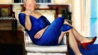 ببینید بیل کلینتون را با لباس زنانه