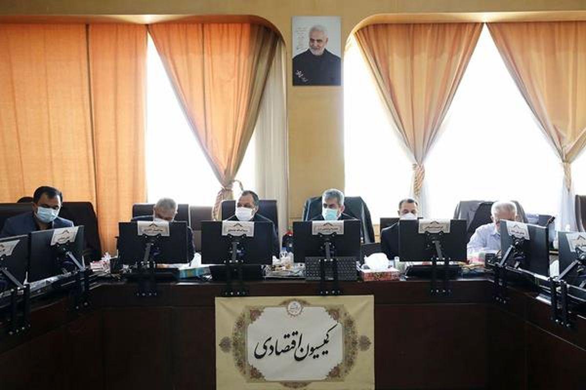 جانشین خاندوزی در کمیسیون اقتصادی انتخاب شد