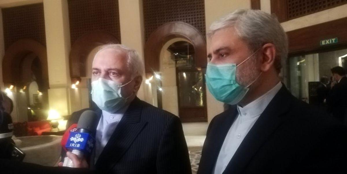 اهداف سفر ظریف به پاکستان