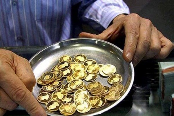 قیمت سکه ، 4 میلیون و 158 هزار تومان