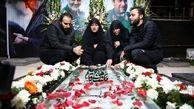 قدردانی خانواده شهید سلیمانی از مقام معظم رهبری و مردم