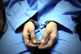 شرور مست در محله هفت چنار دستگیر شد