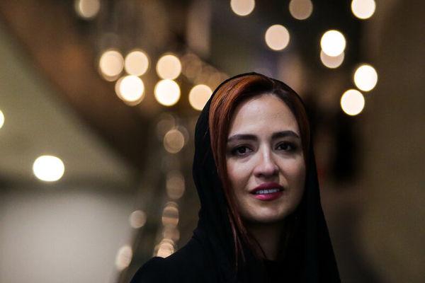 عکس تیپ و حجاب متفاوت گلاره عباسی در جدیدترین تصویرش