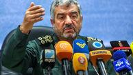 فرمانده کل سپاه: کودتا علیه مبارزین یمنی در نطفه خفه شد