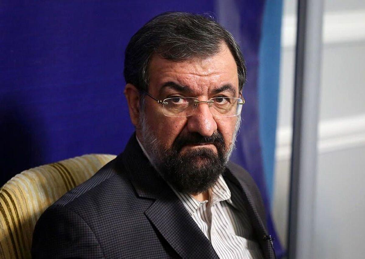 توئیت محسن رضایی درباره تذکر امروز رهبر انقلاب