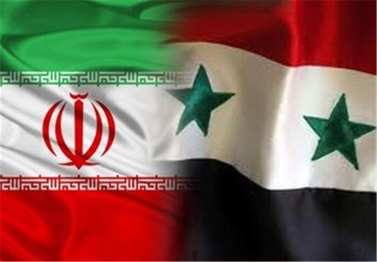 سفر هیات پارلمانی ایران به دمشق