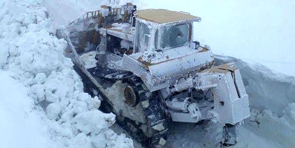 پیش بینی بارشتا پنجشنبه؛ تا 60 سانتیمتر برف در استان ها