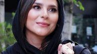 ادا و اصول بامزه سحر دولتشاهی در اتاق گریم+عکس
