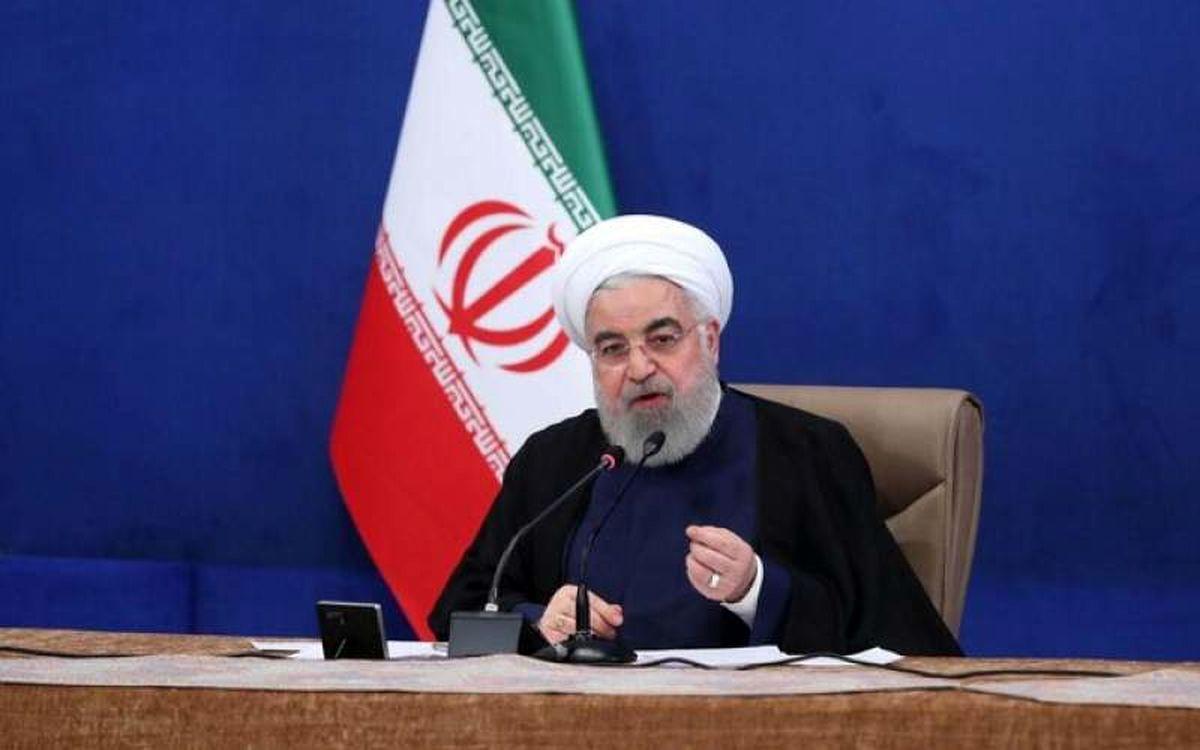 واکنش رئیس جمهور به جنجال فایل صوتی ظریف