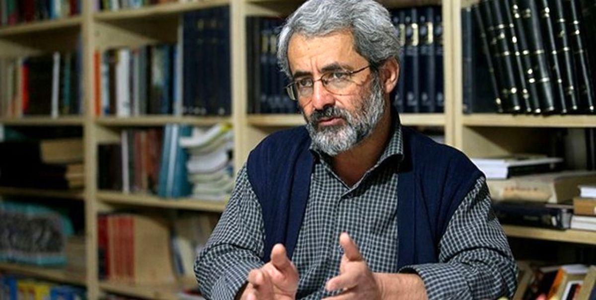 سلیمینمین: سرمایه احمدینژاد آتش گرفته است