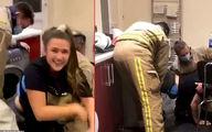 اقدام احمقانه دانشجوی دختر سوژه شد + عکس