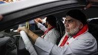 الاخبار: مقتدی صدر پس از دیدار با یک مقام ایرانی، در شهر نجف، به تهران رفت