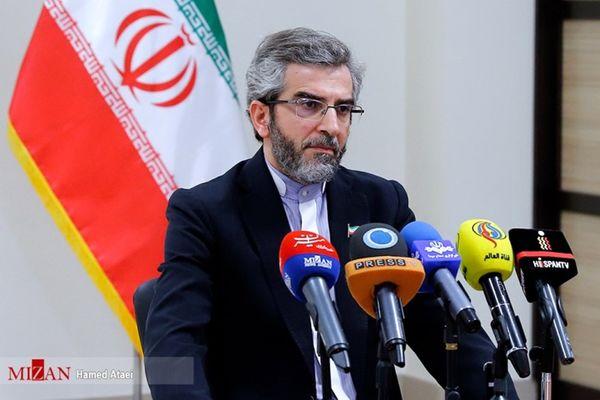 اعتراض معاون رئیسی به مداخلات سفارتخانههای اروپایی در امور ایران