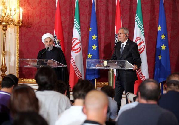 روحانی: اجازه نمیدهیم سیاستهای غلط آمریکا بر روابطمان با جهان تاثیر بگذارد