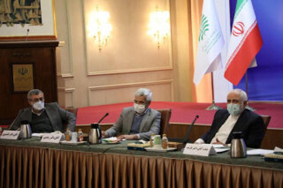 ظریف: وزارت خارجه از دور دل میبرد از نزدیک زهره