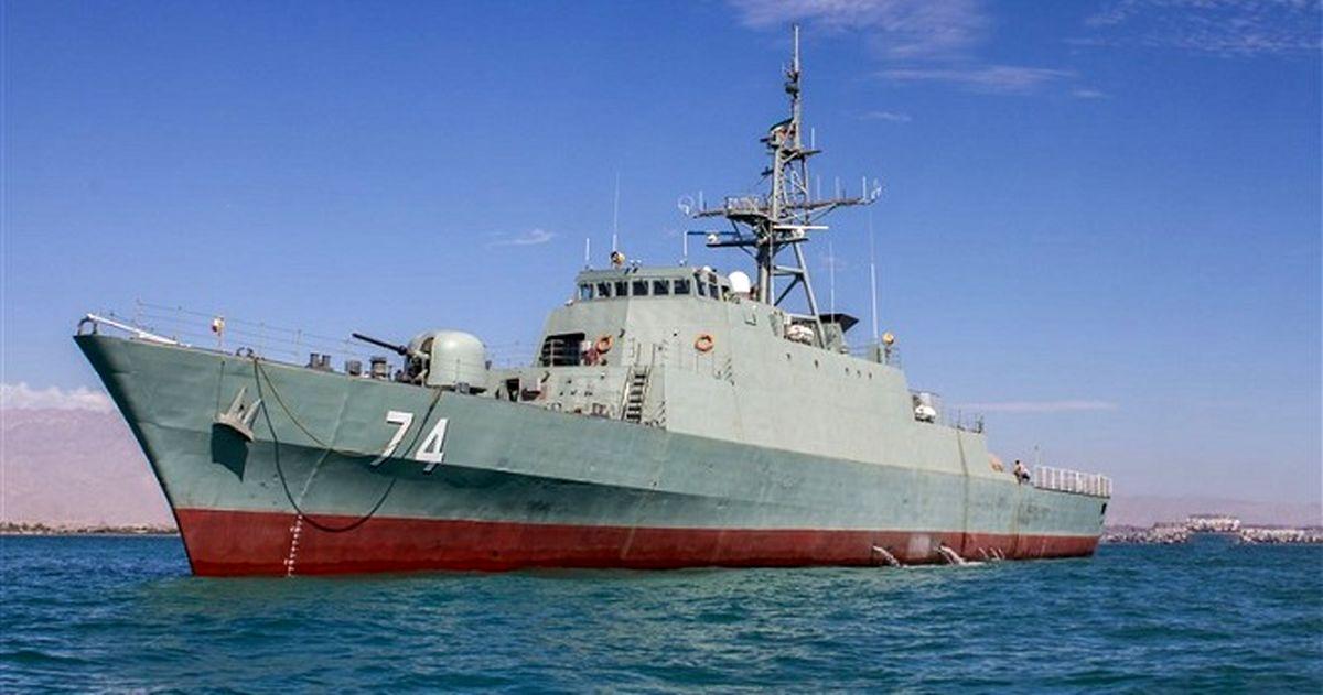 مهمترین وظایف نیروی دریایی ارتش از زبان آقای فرمانده