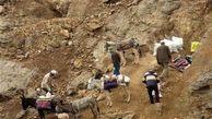 ریزش معدن آلبلاغ و فوت یکی از برداشت کنندگان غیرمجاز