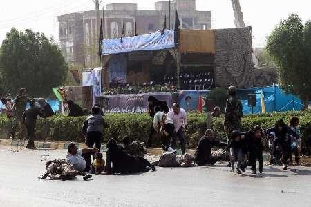 مقامات و این کشورها حادثه تروریستی اهواز را محکوم کردند