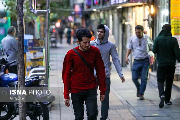 هشدار تندبادی هواشناسی و آمادگی شهرداری تهران