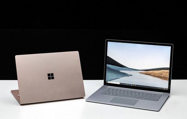 قیمت لپ تاپ های مایکروسافت در بازار امروز + جدول