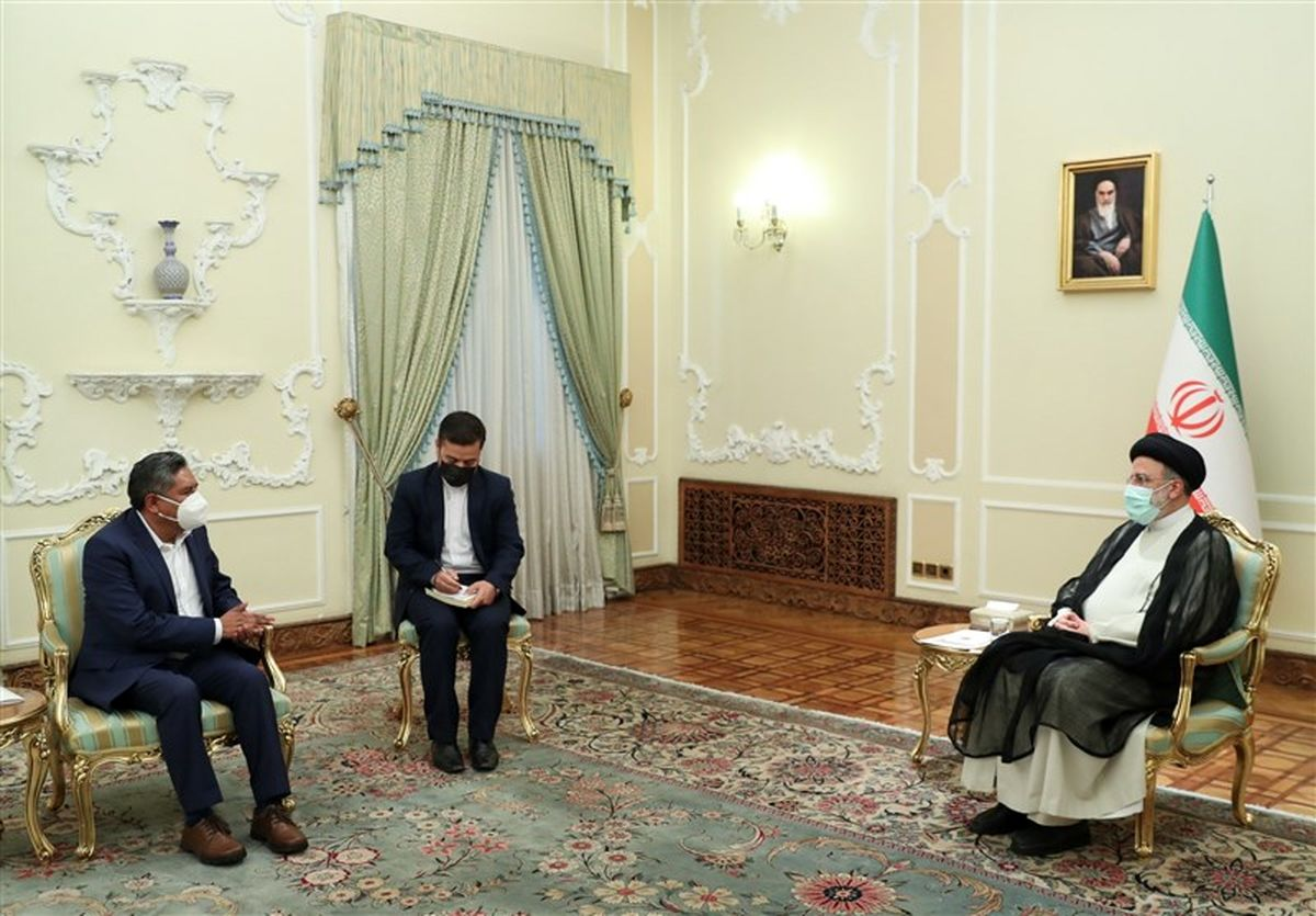 دیدار رئیسی با ۱۴ مقام خارجی در یک روز