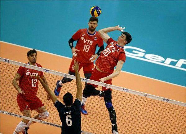 بزورمان به قهرمان لیگ جهانی نرسید؛ روسها نماینده دیگر اروپا در المپیک توکیو
