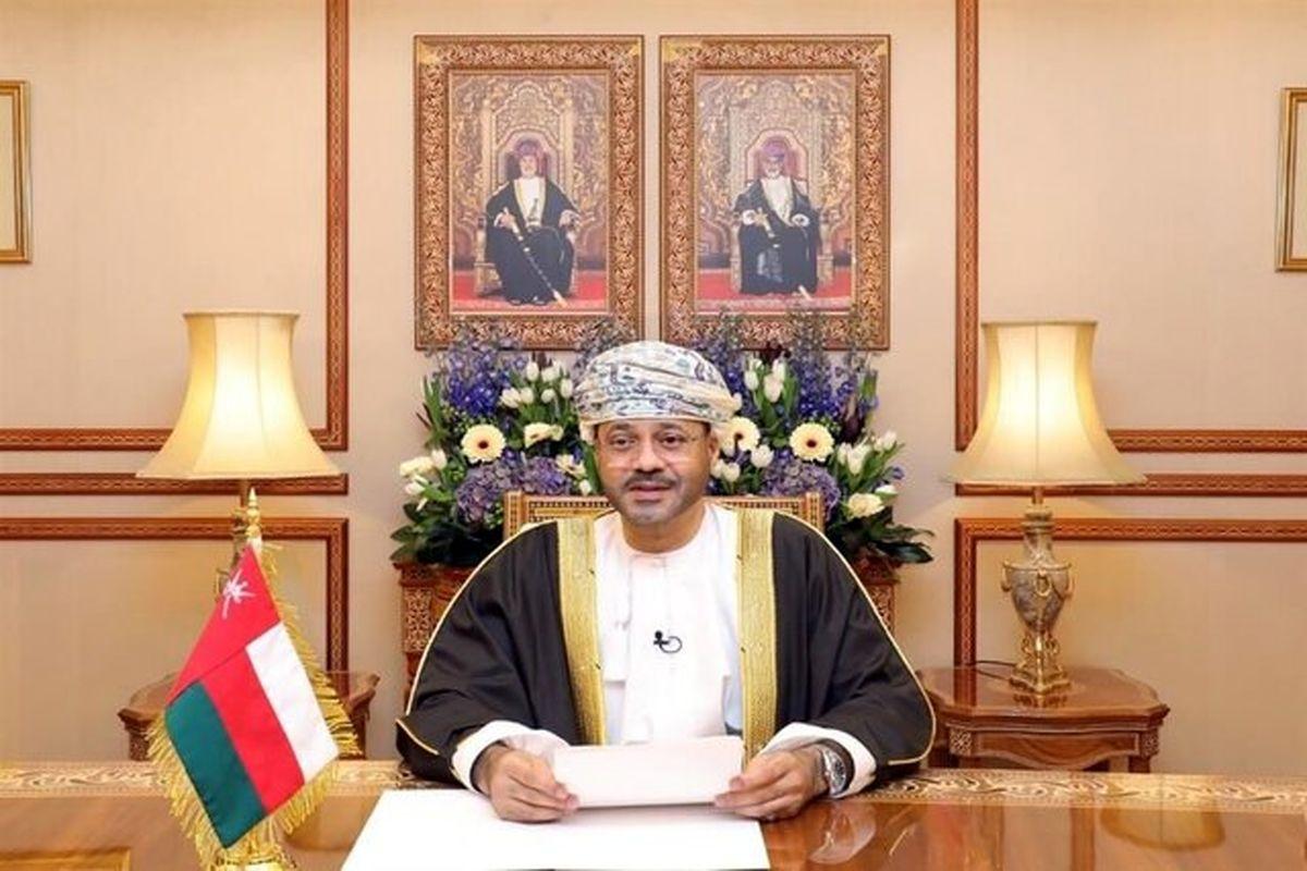 اظهارات وزیر خارجه عمان درباره مذاکرات وین در سازمان ملل