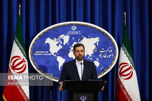 خطیبزاده: وزیر خارجه هند فردا به تهران میآید