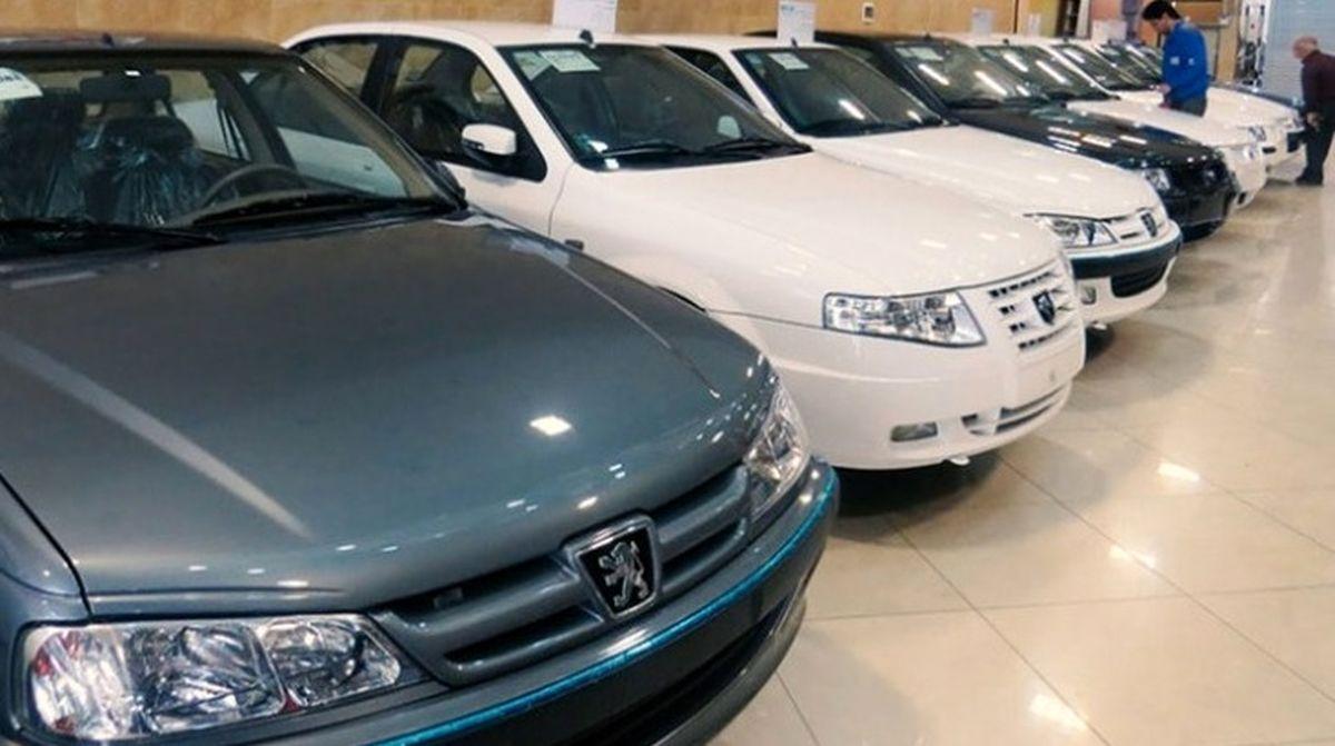 خودروهای ۱۰۰ میلیون تومانی بازار + جدول