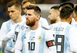 ادامه شگفتیهای جام جهانی؛آرژانتین مقابل کرواسی تحقیر شد