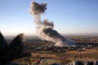 حمله موشکی به پایگاه آمریکا در «دیرالزور»